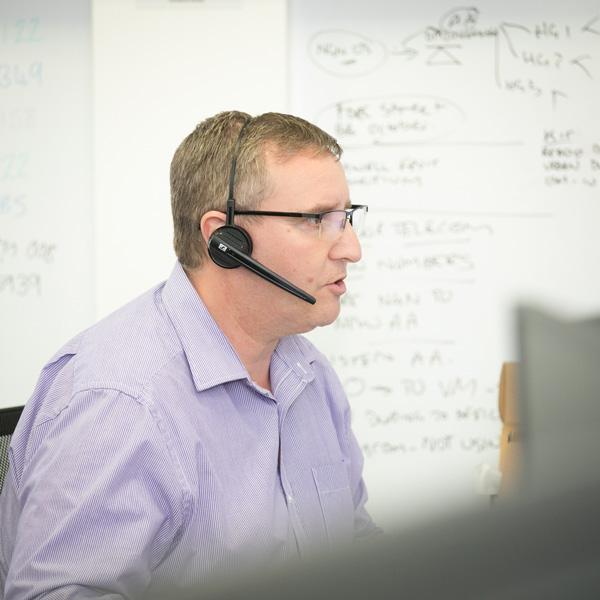 Croft Communications' Dave Ambridge
